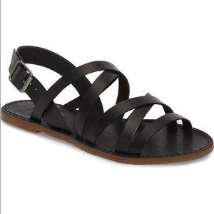 MADEWELL The Boardwalk Multistrap Sandal